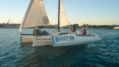 Bandit 800 : trois pattes et pas manchot !