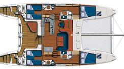 CATANA 52 OCEAN CLASS :  Une ouverture vers le grand large a Grande Croisière