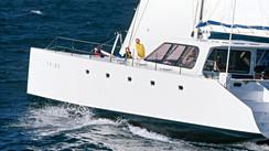 Gunboat 62 Un véritable cata de course/croisière
