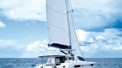 LEOPARD 48' :  Un catamaran de grande croisière innovant et équilibré