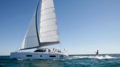 OUTREMER 51' L'aboutissement d'un catamaran de grande croisière rapide