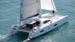 Outremer 5X Un catamaran de 60' très épicé