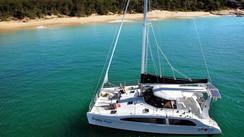SEAWIND 1160,  le catamaran des Antipodes