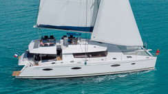 VICTORIA 67  Le catamaran flybridge selon Fountaine Pajot