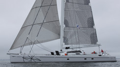 VITALIA/EX ORANGE II 110 milles à bord de sa majesté Vitalia