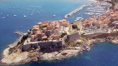 La Corse par Calvi Marine