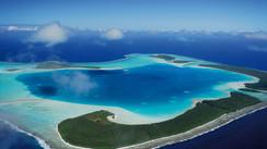 Multicoques en Polynésie