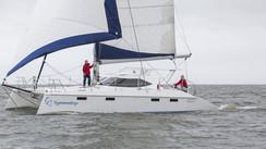 Le catamaran Balance 451 au Miami Boat Show 2015