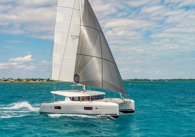 Video : Découvrez en vidéo notre essai à bord du catamaran Lagoon 42