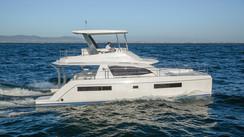 Vidéo : notre essai à bord du catamaran à moteur Leopard 43 PC