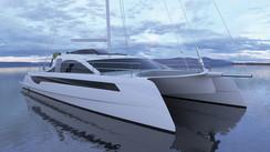 Un nouveau catamaran Class6 pour O Yachts