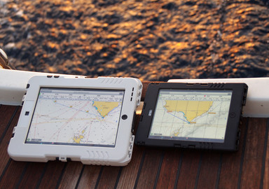 IPADNAV - Nouvelle coque étanche aiShell pour iPad mini