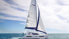 Le catamaran Moorings 4000 déjà dispo en location