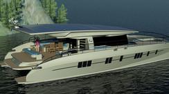 Catamaran Solarwave 62