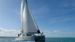 Catamaran Garcia Yachting - SC 48, le grand voyage en alu
