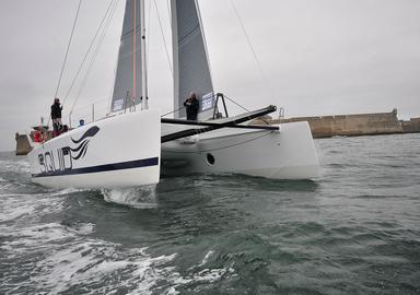 Catamaran à l'essai : notre vidéo à bord du TS42