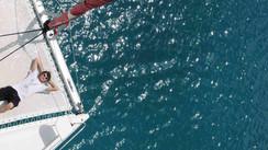 Grand voyage sur votre catamaran : le financement en question