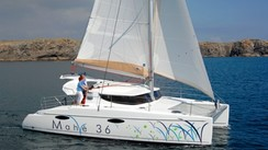 Mahe 36 Evolution Fountaine Pajot