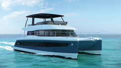 My 44 Fountaine Pajot