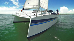Island Spirit Sail 38