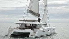 Victoria 67 Fountaine Pajot
