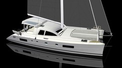 Catana 55 Carbon Infusion