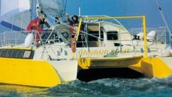 Cat-flotteur 41'