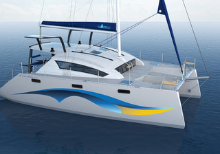 Island Spirit Sail 410