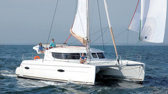 Lipari 41 Evolution Fountaine Pajot
