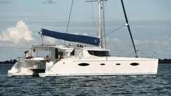 Salina 48 Fountaine Pajot