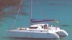 Tobago 35 Fountaine Pajot