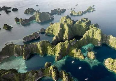 Katali : en Indonésie
