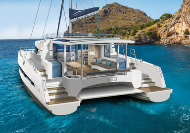 Bali Catamarans, de nouveaux designs