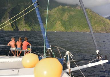 Maui: La baie des Vierges peut se faire désirer…