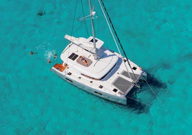 Louer un catamaran aujourd'hui