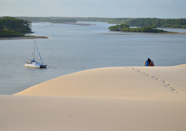 Ilha dos Lençois / Brésil