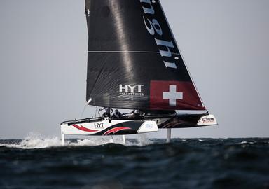Extreme Sailing Series: la 12e!