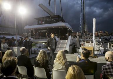 Salon nautique de Barcelone du 11 au 15 octobre...